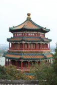 The Summer Palace of Bejing in China — Stock Photo