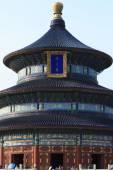 De tempel van de hemel in Peking china — Stockfoto