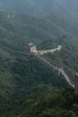 The Chinese Great Wall of Badaling — Stock Photo