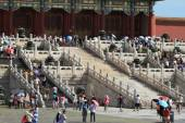 The Forbidden City of Beijing in China — Stock Photo