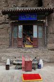 中国承徳の仏教石窟寺院 — ストック写真