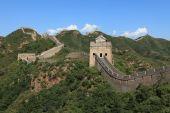 The Great Wall of China close to Jinshanling — Stock Photo
