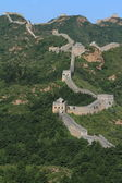 The Great Chinese Wall close to Jinshanling — Stock Photo