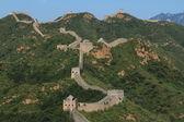 The Great Chinese Wall close to Jinshanling — Stock Photo