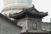 The Temples of Wutai Shan in China — Stock Photo