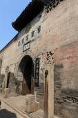 The City Gate of the ancient city Pingyao in China — Stock fotografie