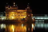 Zlatý chrám amritsar — Stock fotografie