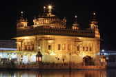 The Golden Temple of Amritsar in India — Stock Photo