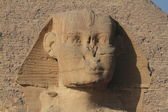 The Pyramids and Sphinx of Egypt — Stock Photo