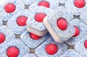Tabletki do zmywarki — Zdjęcie stockowe