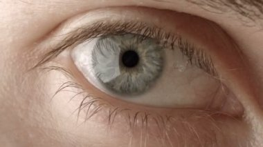 Augen — Stockvideo