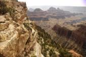 Grand Canyon Cliffs — 图库照片