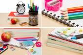 School supplies — Foto Stock