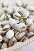 Healthy toasted pistachios — Stock Photo
