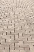 Street floor tiles as background — Stock Photo