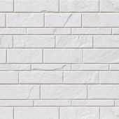 White concrete tile wall — Stock Photo