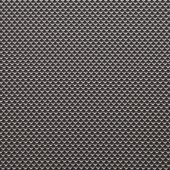 Black plastic background — Stock Photo