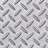 Background of steel floor — Stock Photo