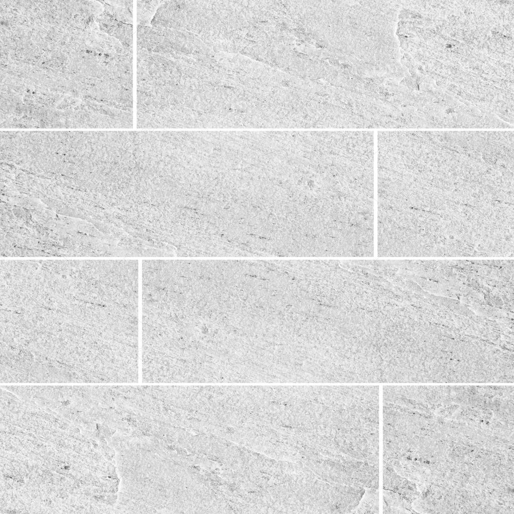 白色天然砂石材瓷砖墙无缝背景和纹理– 图库图片