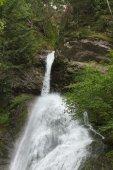 Водопад на реке — Стоковое фото