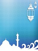 Islamic Theme Background — Stock Photo