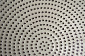 Perforated metal Sheet — Stock Photo