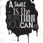 ������, ������: Grunge motivation poster