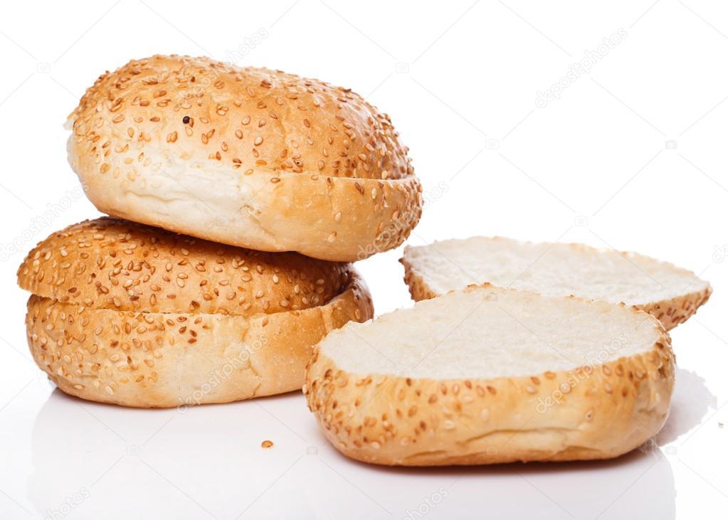 Булочки для бургера своими руками