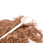Protein powder — Stock Photo