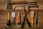 Different industrial tools — Stockfoto