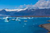 Glacier lake Joekulsarlon — Stockfoto