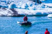 Glacier lake Joekulsarlon — Stock Photo
