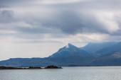 Coastal scenery in Iceland — Stock Photo