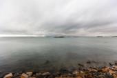 Calm coastline — Stock Photo