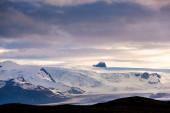 Mountain peaks — Stock Photo