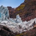 Glacier ice in Iceland — Stock Photo #52187811