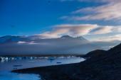 Glacier lagoon Jokulsarlon in Iceland — Zdjęcie stockowe