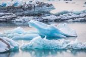 Glacier lagoon Jokulsarlon — Foto Stock