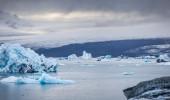 Glacier lagoon Jokulsarlon — ストック写真