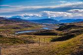 Scenic Icelandic landscape — Stock Photo