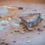 Natural sulphur springs — Stock Photo #52194115