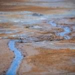 Natural sulphur springs — Stock Photo #52194219