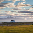 Remote farmhouse in Iceland — Stock Photo #52194569