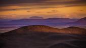 Misty mountain ranges — Stock Photo