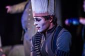 """Scene from """"Macbeth"""" by William Shakespeare — Zdjęcie stockowe"""