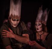 "Scene from ""Macbeth"" by William Shakespeare — Stock Photo"