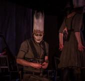 "Scene from ""Macbeth"" by William Shakespeare — Foto de Stock"
