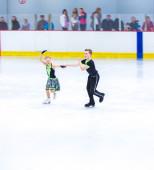 Ice Dance Berlin — Stock Photo