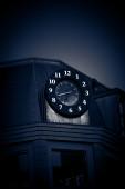 Turret clock — Stock Photo