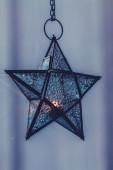 Lanterne étoile — Photo